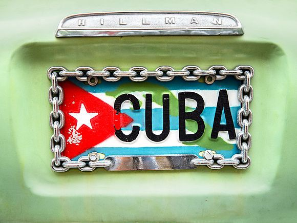 The Colours of Cuba Travel images from Susanne Kremer