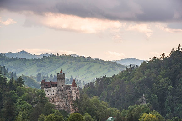 Transylvania A land of many castles, not just Dracula