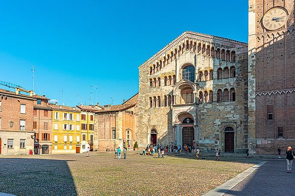 New Images > Parma: Italian Capital of Culture 2020 Culture Beats Time