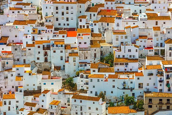 New Images  > The villages of Andalusia The latest photos from Olimpio Fantuz