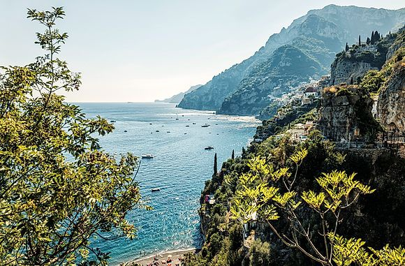 New Images > Amalfi Coast On the coast of Campania