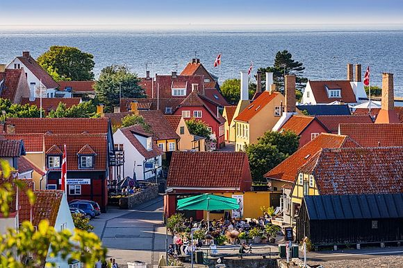 NEW IMAGES > Bornholm Let's discover this fascinating island in the Baltic Sea