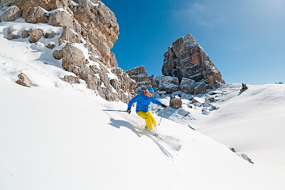 NEW IMAGES > Cortina 2021 The most beautiful winter destination in the world hosts the Alpine Ski World Championships