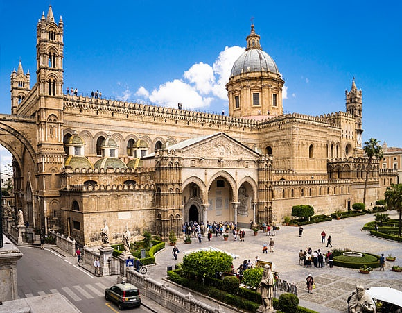 Palermo, Italian Capital of Culture 2018 Rediscover the Cathedral and the Palazzo dei Normanni and many other wonders