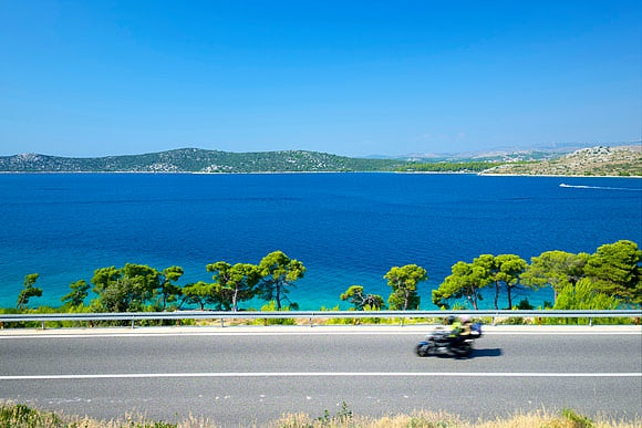 New Images > The Coast of Croatia The essence of summer on the Adriatic seashore