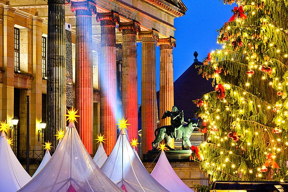 New Images > The magical Christmas Markets return again
