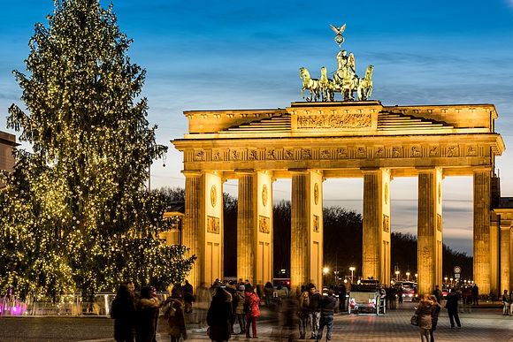 Christmas in Berlin Gianluca Santoni photographs the Christmas Market in Berlin, Germany's capital city