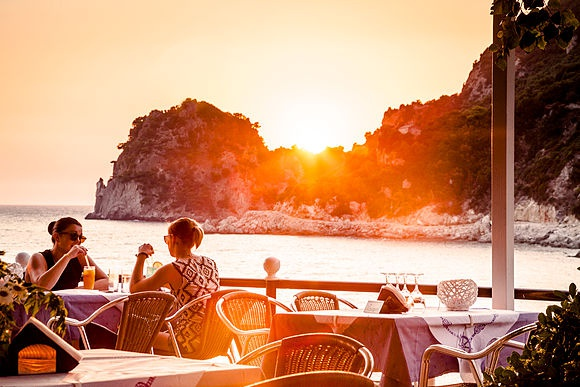 Holiday Island of Corfu The sun-kissed Greek Island in the latest photos from Davide Erbetta