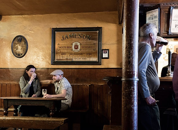 New Images > Dublin, Ireland Photographer Massimo Ripani returns to the Irish Capital