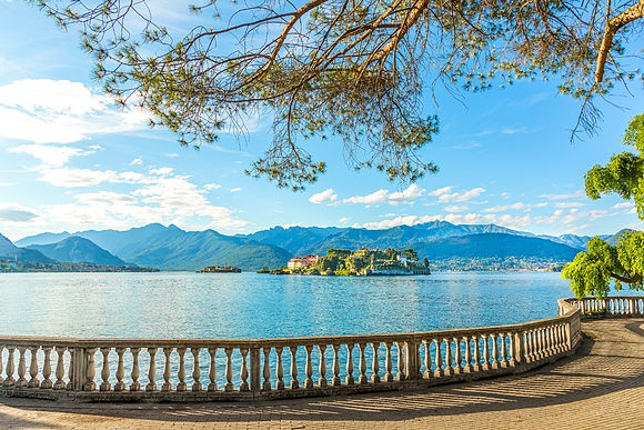 New Images > Lago Maggiore by Marco Arduino Between the Mediterranean and the Mountains on the shore of lake Maggiore