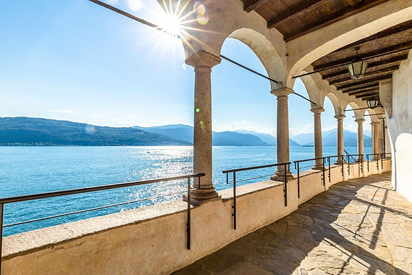 ITALY OF THE LAKES> Lake Maggiore and Lake Orta Must-see destinations in the regions of Lombardy and Piedmont
