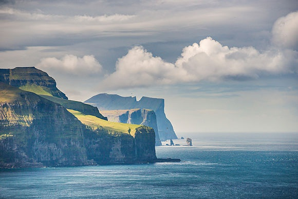 New Images > The elemental nature of the Faroe Islands The Northern Faroese archipelago in photos by Stefano Coltelli