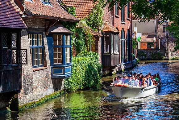 New Images > Romantic Bruges Wander the canals and cobbled streets of the Belgian city