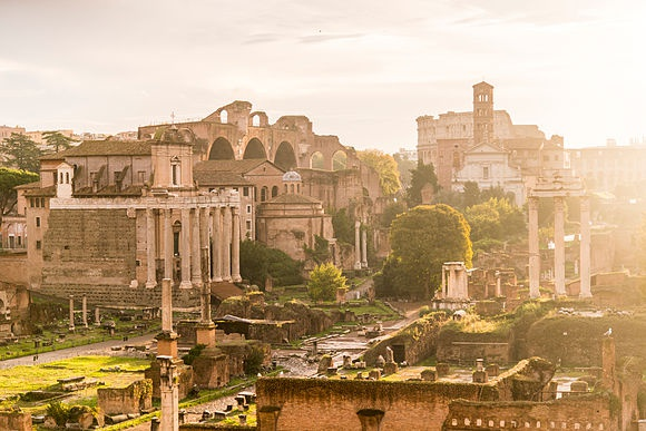 PROMOZIONE ITALIA > City of Art: Rome The best of Italian cities of art from the Simephoto collection