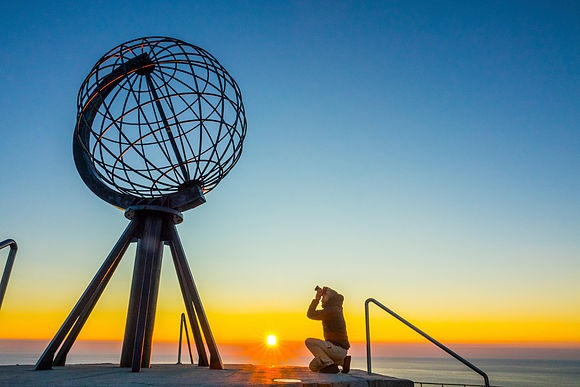 New Images > Up to the North Cape Cruise the Norwegian fjords in the latest photos by Manfred Bortoli