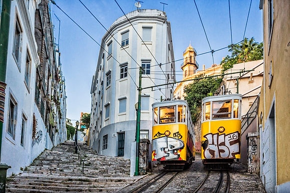 New Images > Lisbon The elegant Portuguese capital photographed by Massimo Borchi