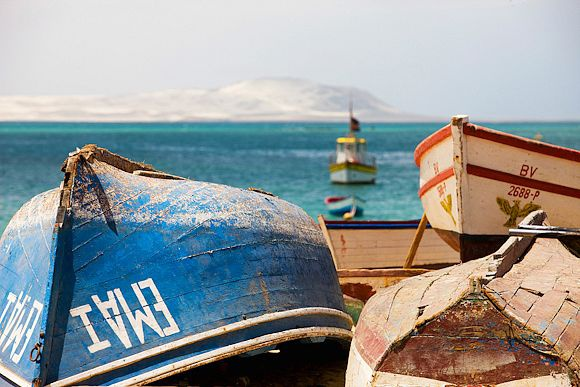 Gallery > The Sea of Cape Verde