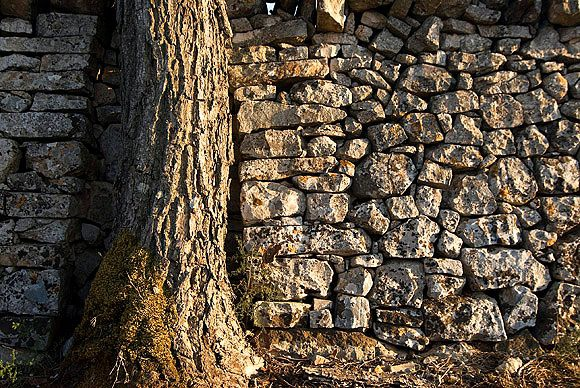 New Images > The dry stone walls of the new Unesco Intangible Heritage An art called