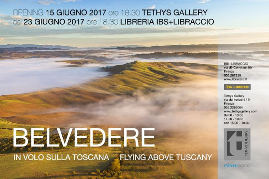 Belvedere exhibition Opening June 15th 2017, Tethys Gallery, Florence