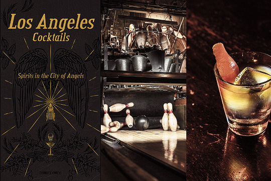 Save the date!! Sime Books and Sunset & Venice invites you to celebrate the publication of Los Angeles Cocktails: Spirits in the City of Angels