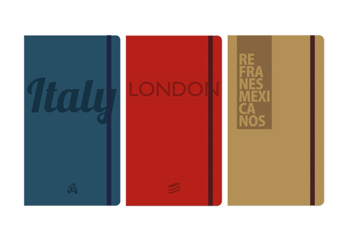 Out Now! The new Sime Books notebooks have just been released With an Italy London or Mexico theme, these handy little books want to go with you on holiday!