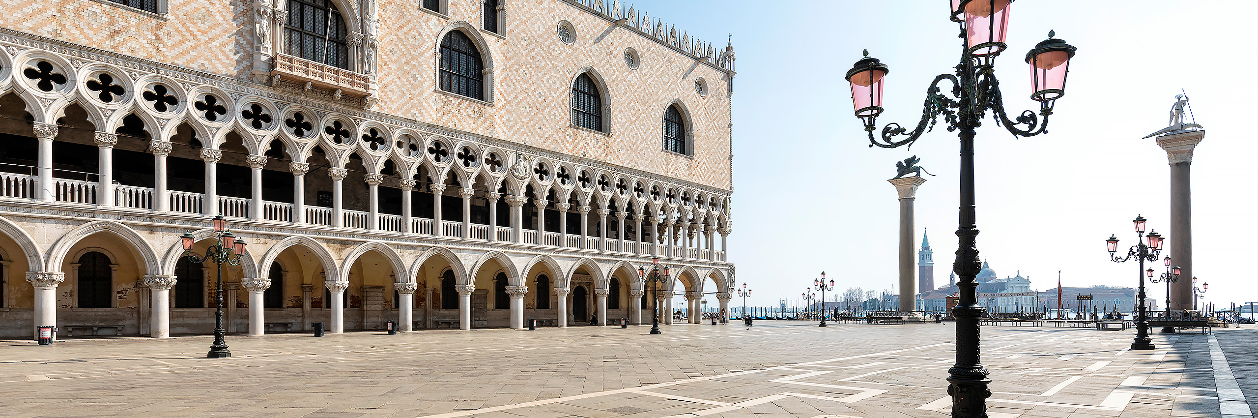 SIM-1031759 | Italy/Veneto, Venezia district, Venice, St Mark's Square, Doge's Palace | © Nicolò Miana/SIME
