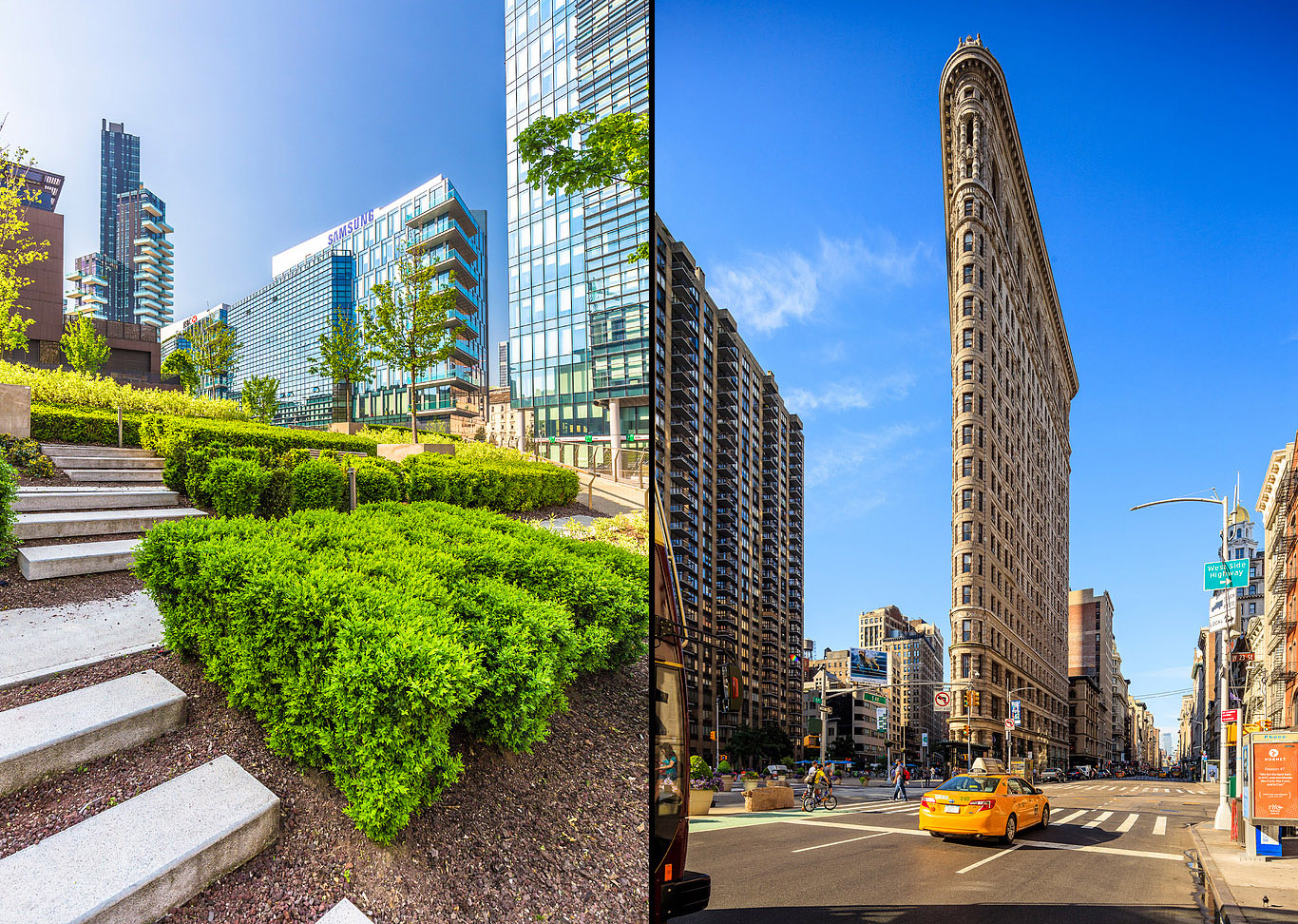 NEW IMAGES > Milan - New York Italy also has its