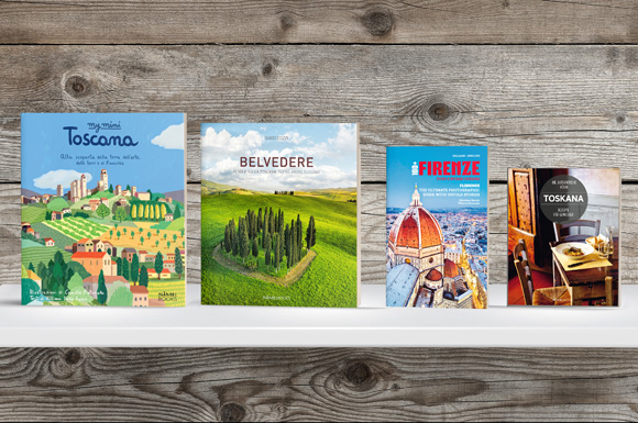 PROMOZIONE ITALY > Tuscany Learn about regions of Italy with SimeBooks