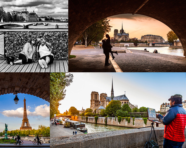 Travel Reportage > Seduced by the Seine The Romantic Riverside of Paris