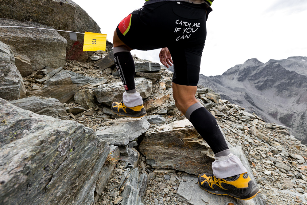 Solomango Travel Feature: The Route of Giants by Stefano Torrione On the 11th September, one of Europe's greatest endurance races starts in Courmayeur, in Italy's Val d'Aosta.