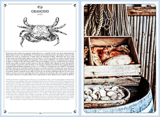 Polpo e spada - Catch of the day Recipes and culinary adventures in Southern Italy