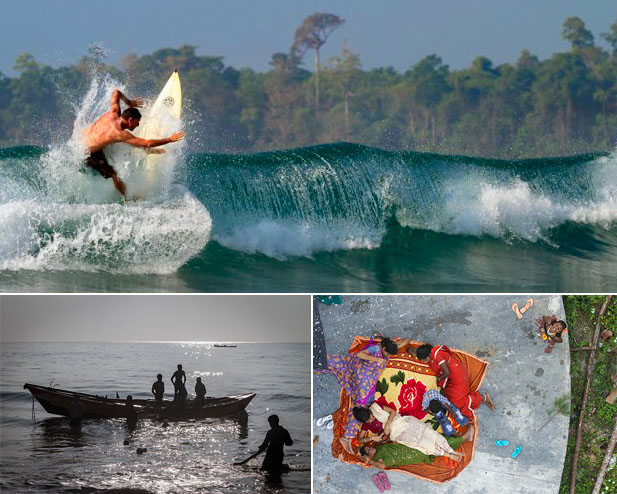 Solomango Travel Feature: Drifting on Little Andaman Photographer Brook Mitchell takes a look at life on Little Andaman Island, a remote Indian territory, home to a fascinating mix of settlers and indigenous tribes now coming into contact with a steadily growing number of visitors.